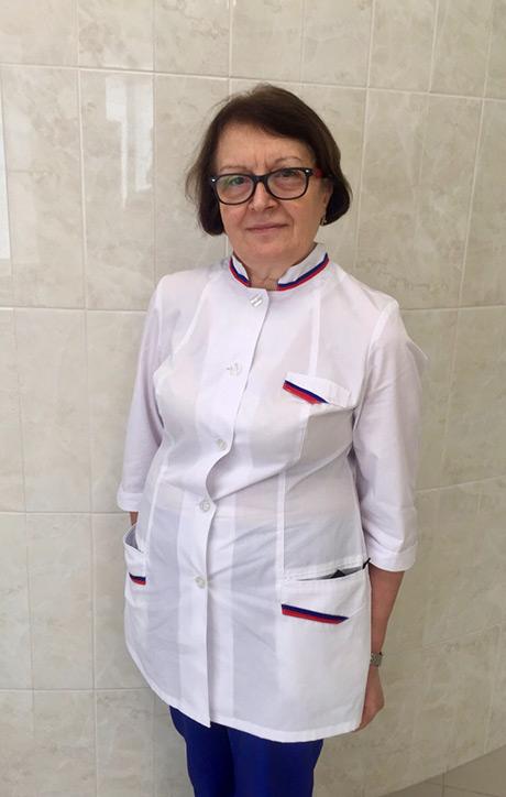 Халатян Анаит Карапетовна